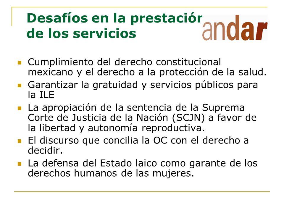 Las impugnaciones legales a favor de los de derechos de las mujeres La judicialización del aborto y el secreto médico profesional reclaman acciones múltiples: legales, sociales y políticas.