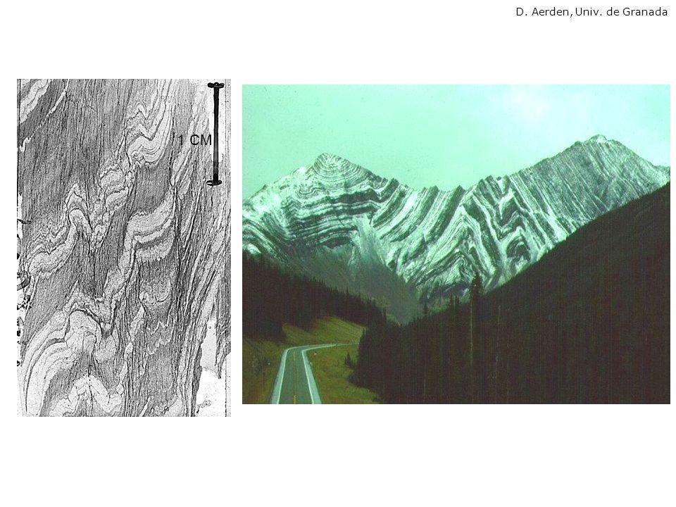 BENDING producido por un par de fuerzas PLEGAMIENTO ACTIVO: Las capas son mecanicamente activas.