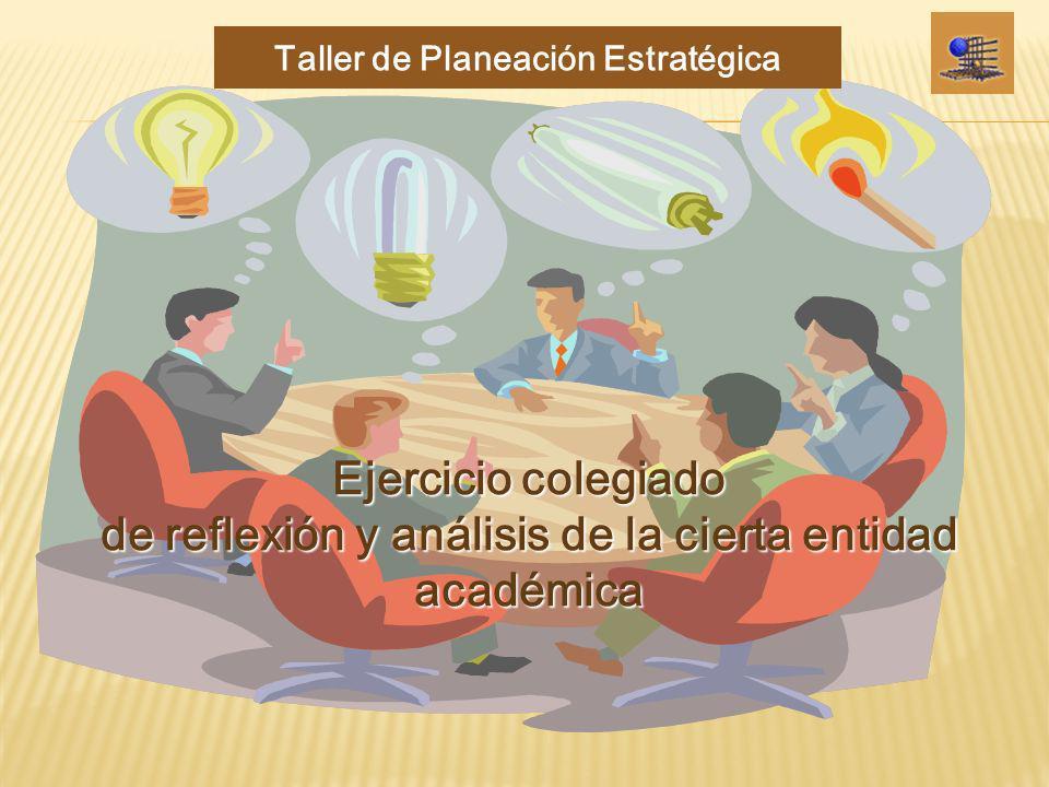Los productos a alcanzar en un Taller dependen fundamentalmente de la voluntad y compromiso de cada uno de los participantes.