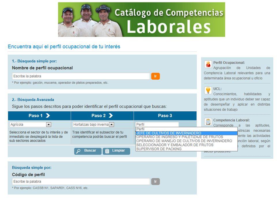 Registro de personas certificadas – proyección 2014