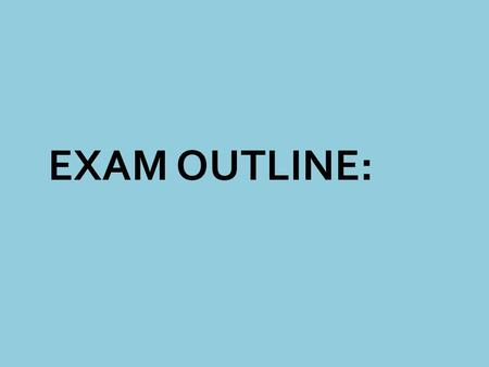 EXAM OUTLINE:. Chapter 1 SER gender/number of nouns, adjectives Verb conjugations: regulars, stem change (boot), go verbs, Gustar/encantar Reflexive verbs.