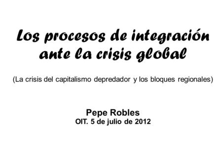 Balanza de pagos peru 2013 ppt