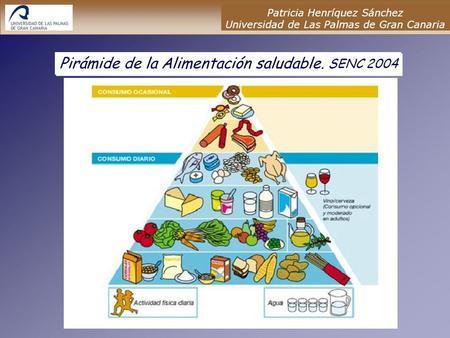 La pir mide de la alimentaci n saludable ppt video online descargar - Piramide de la alimentacion saludable ...