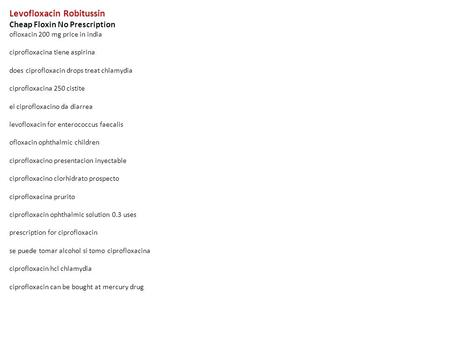 Cipro (ciprofloxacin) Antibiotic Side Effects, Adverse Events