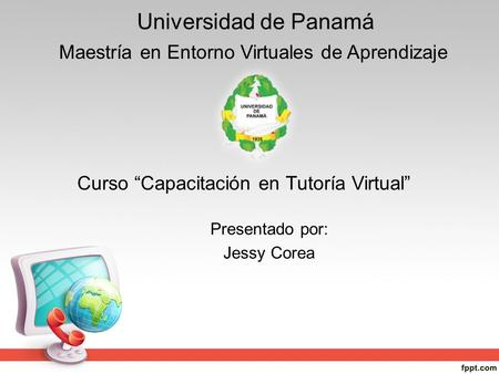 "Curso ""Capacitación en Tutoría Virtual"""