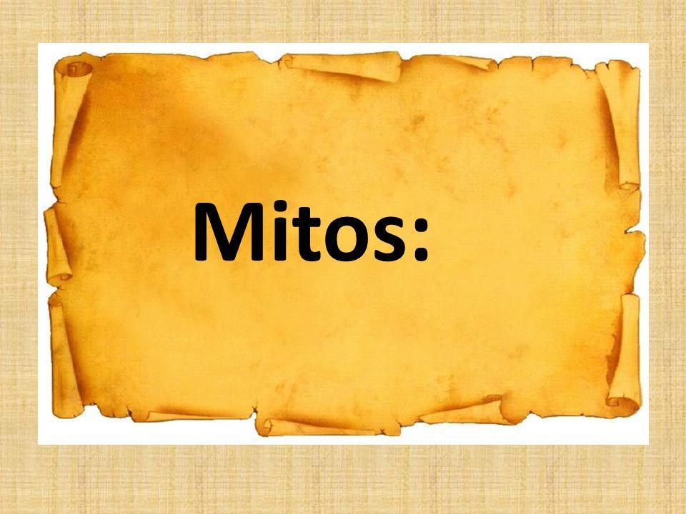 Introducción Los mitos son narraciones en los que el ser humano se enfrenta con su destino y la crueldad de los dioses.