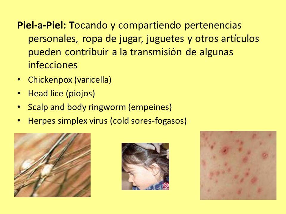 Fluídos corporales: Sangre, orina, saliva Enfermedades Patojéenos: Enfermedad trasmitida por la sangre u otro fluido corporal.
