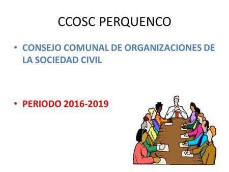 Concepto de consejo comunal pdf
