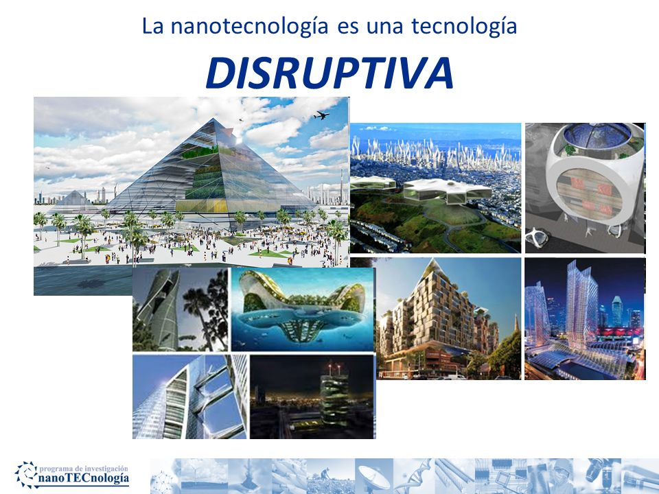 el TEC es la única universidad en el país con un programa de investigación exclusivamente dedicado a la Nanotecnología.