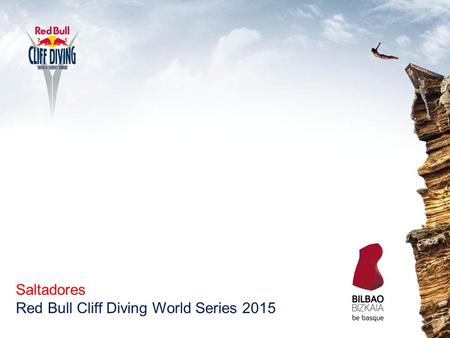 Saltadores Red Bull Cliff Diving World Series 2015.