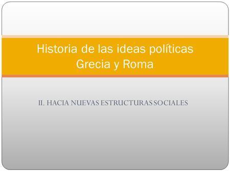 Iv la rep blica romana y la monarqu a hebrea historia de - Republica de las ideas ...