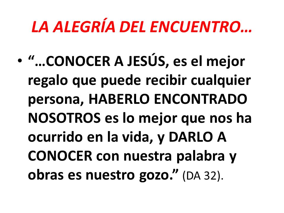 PREGUNTAS (1ª SESIÓN) 1ª ¿Aparecida, como experiencia y propuesta eclesial latinoamericana, es para mí -para nosotros- un motivo de acción de gracias a Dios y un despertar misionero?