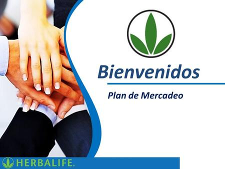 Plan de Mercadeo  La mejor Oportunidad de ganancias del sector.  Network Marketing