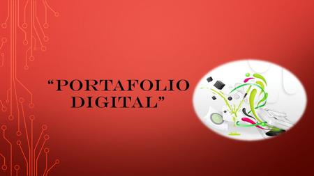 """portafolio digital""."