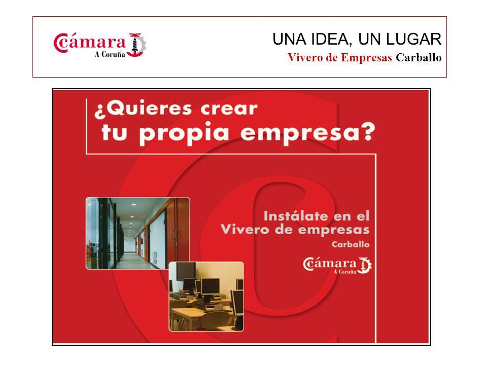 Noticia de Prensa: 9 de cada 10 industrias se instalarán en el Eje Coruña-Carballo Fuente: La Voz de Galicia (Martes, 6 de mayo de 2008) EL LUGAR Vivero de Empresas Carballo