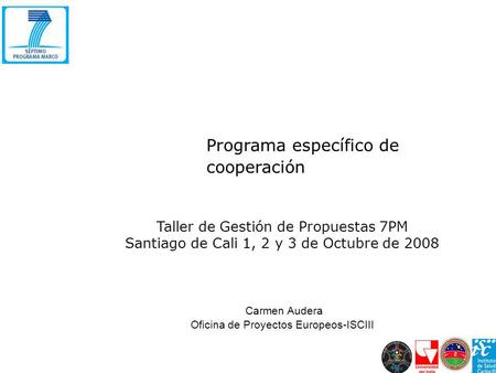 Oportunidades de financiaci n en programas for Oficina xestion de multas concello de santiago
