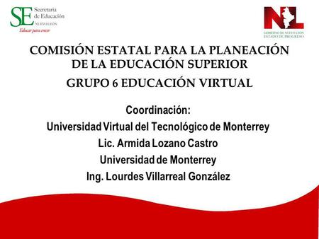 Universidad Virtual del Tecnológico de Monterrey