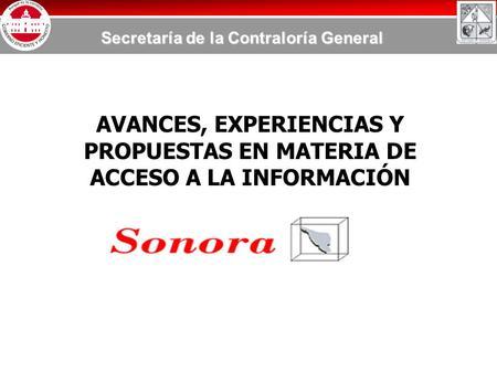 Transparencia y acceso a la informaci n publica ley de for Oficina de transparencia y acceso ala informacion