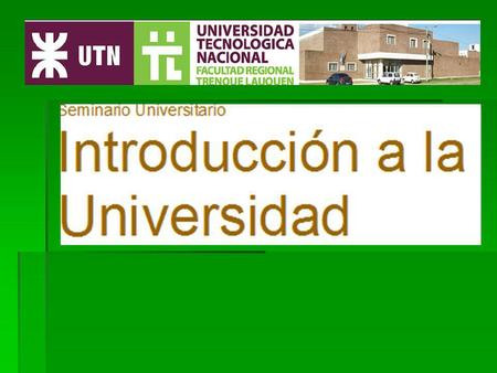 EL ESTATUTO UNIVERSITARIO