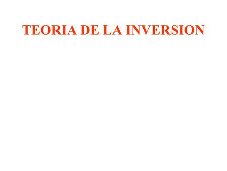 TEORIA DE LA INVERSION. Slide 1 Mankiw:Macroeconomics, 4/e © by Worth Publishers, Inc. COMPONENTES DE LA INVERSION. Tres tipos de inversión: Inversión.