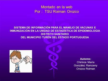 Plan ampliado de inmunizacion colombia 2016