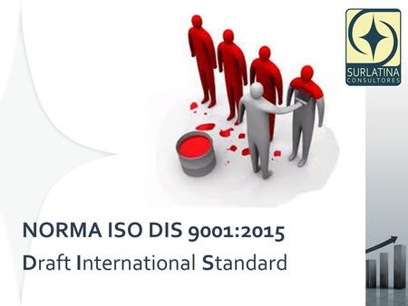NORMA ISO DIS 9001:2015 Draft International Standard.