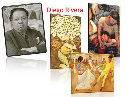 Diego Rivera. Born on December 8, 1886, in Guanajuato, Mexico, Diego Rivera was a prominent Mexican painter and the husband of Frida Kahlo. He sought.