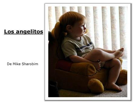 Los angelitos De Mike Sharobim.