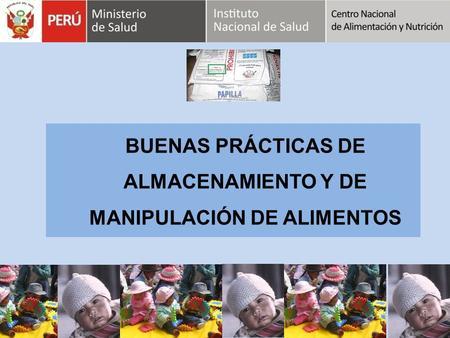 Buenas practicas de manipulacion bpm definici n ppt Buenas practicas de manipulacion de alimentos