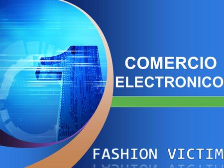 COMERCIO ELECTRONICO FASHION VICTIM.