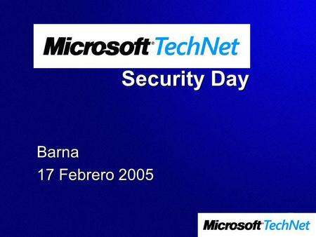 Barna 17 Febrero 2005 Security Day. Agenda Seguridad en Wireless Introducción redes Wireless Componentes Diseño Protocolos 802.11 Stack Tipos Debilidades.