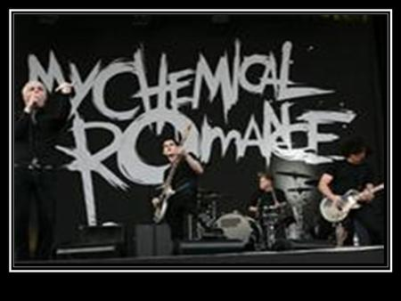 HISTORIA DE MY CHEMICAL ROMANCE