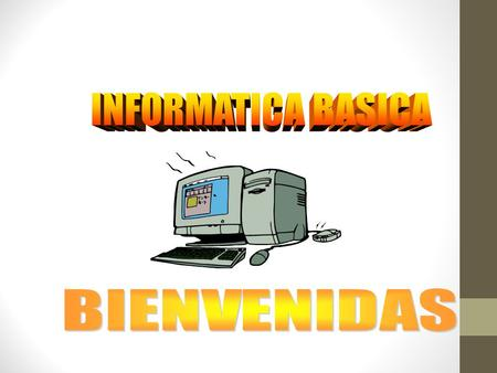 CONTENIDO DEL CURSO La Computadora Hardware y Software Sistema Operativo WINDOWS Explorador de Windows Microsoft Office Microsoft WORD Microsoft EXCEL.