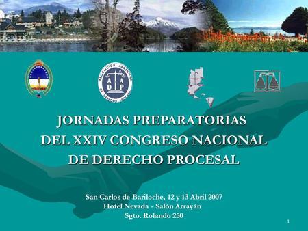 Poder judicial r o negro plenario justicia de paz 2010 for Oficina nacional de gestion tributaria