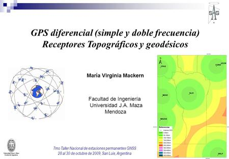 GPS diferencial (simple y doble frecuencia)