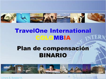 TravelOne International COLOMBIA