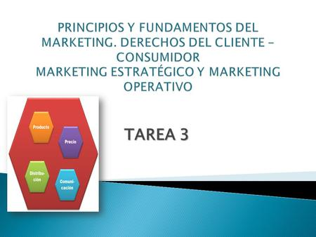 Principios y fundamentos del Marketing