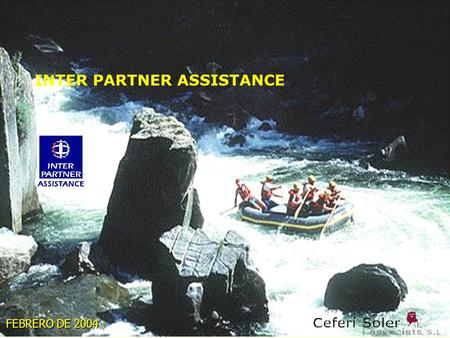 INTER PARTNER ASSISTANCE FEBRERO DE 2004. INTER PARTNER ASSISTANCE.