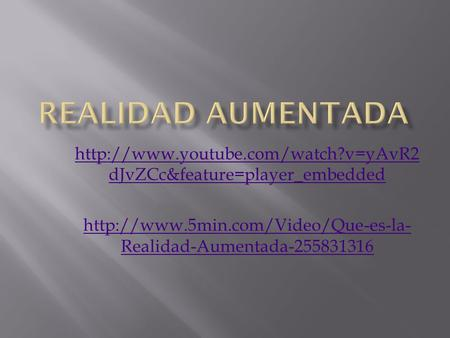 dJvZCc&feature=player_embedded  Realidad-Aumentada-255831316.