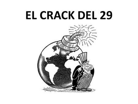 Causas el crack del 29