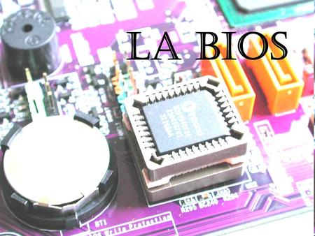 LA BIOS. INDICE Introducción de la Bios Introducción de la Bios Hardware y Software Hardware y Software Bios de la Placa Base Bios de la Placa Base Fabricantes.