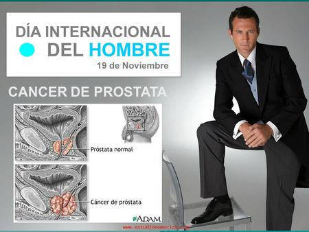 CANCER DE PROSTATA.