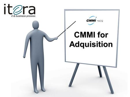 -ACQ CMMI for Adquisition.