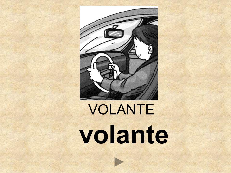 volante VOLANTE
