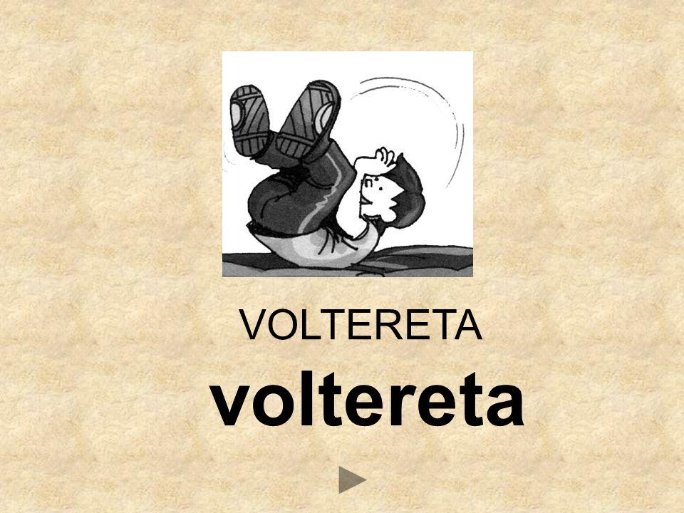 voltereta VOLTERETA