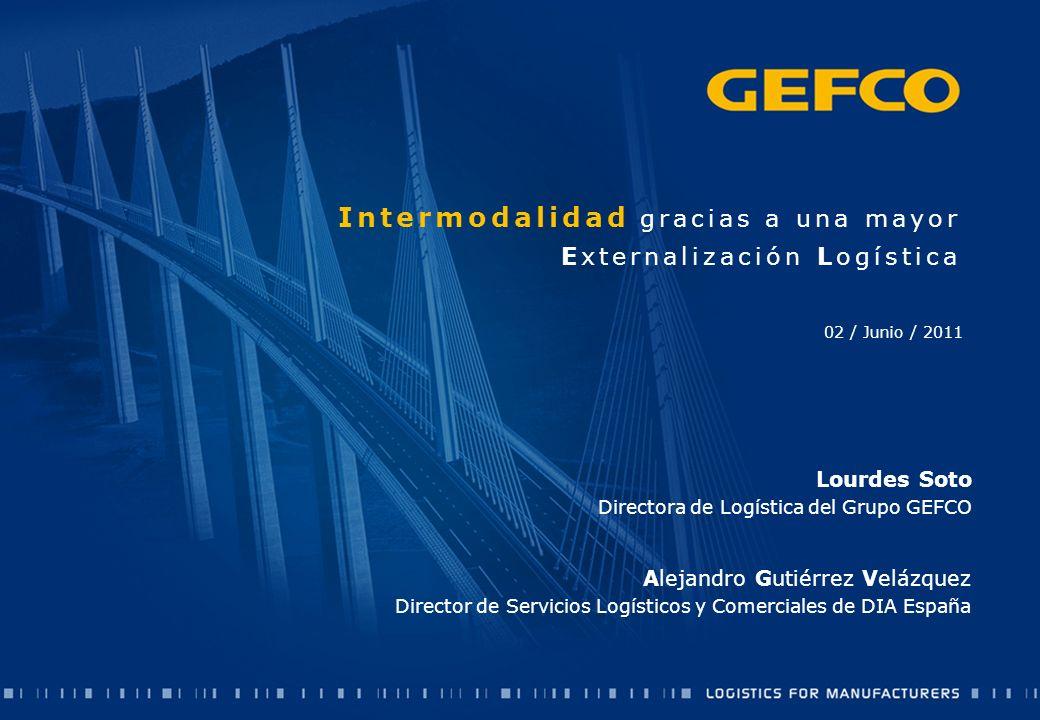 Indice Presentación GEFCO Kaluga.:: Stock Avanzado Presentación DIA DIA.:: Stock Avanzado GEFCO ARASUR