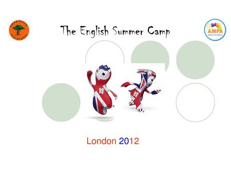 The English Summer Camp
