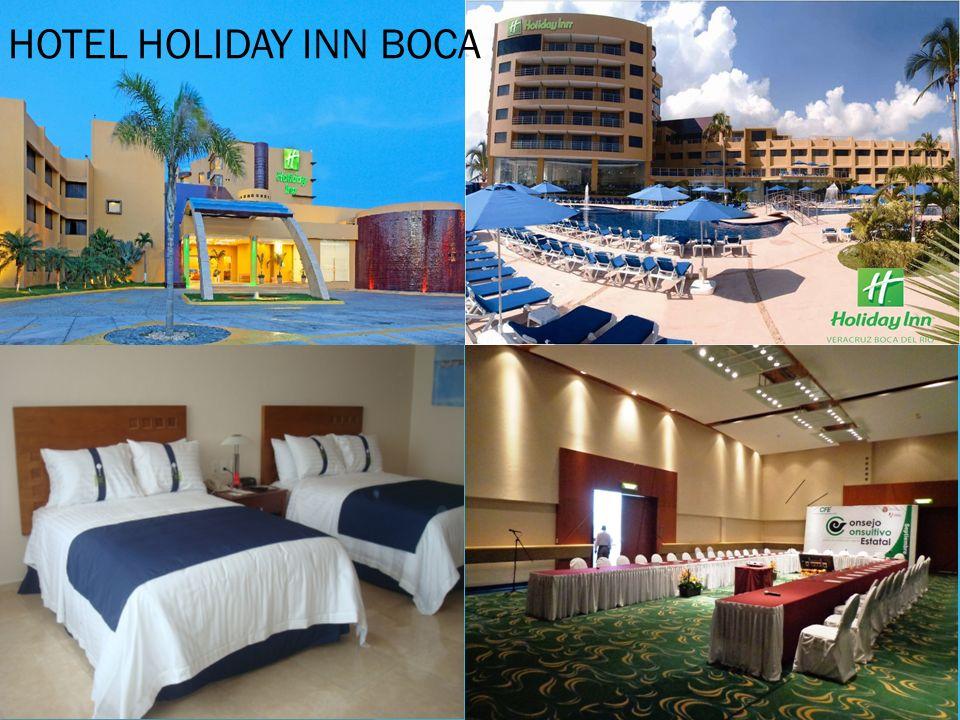 HOTEL HOLLIDAY INN BLVD.ADOLFO RUIZ CORTINEZ #4298 FRACC.
