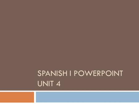 SPANISH I POWERPOINT UNIT 4. 2/4/12 Lunes Vocabulario  Llegar: to arrive  LlegoLlegamos  Llegas  LlegaLlegan  Temprano: early  Tarde: late  A.