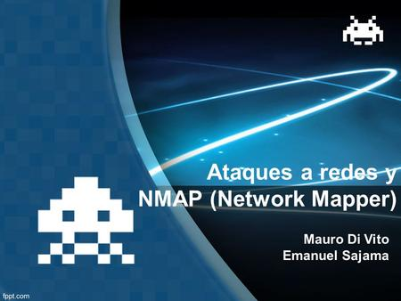 Ataques a redes y NMAP (Network Mapper)